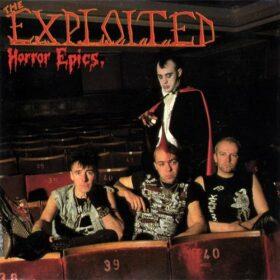 The Exploited – Horror Epics (1985)