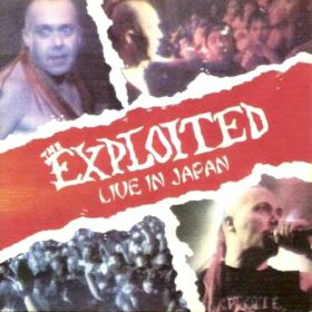 The Exploited – Live In Japan (1991)