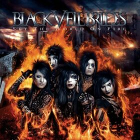 Black Veil Brides – Set The World On Fire (2011)