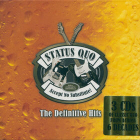Status Quo – Accept No Substitute! The Definitive Hits (2015)