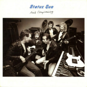 Status Quo – Ain't Complaining (1988)