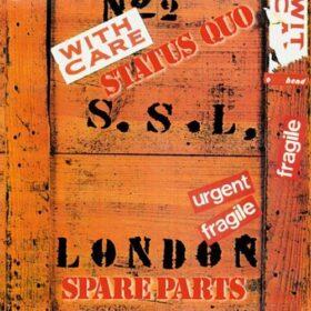 Status Quo – Spare Parts (1969)