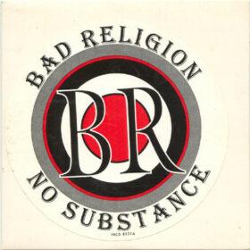 Bad Religion – No Substance [Bonus B-Side Disc] (1998)