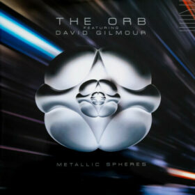 David Gilmour – The Orb Featuring David Gilmour – Metallic Spheres (2010)