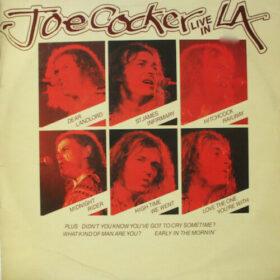Joe Cocker – Live In L.A (1976)