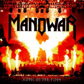 Manowar – Gods of War Live (2007)