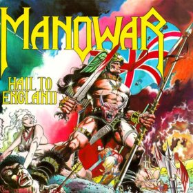 Manowar – Hail to England (1984)