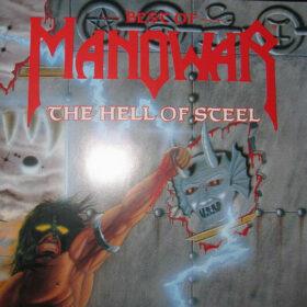 Manowar – The Hell of Steel: Best of Manowar (1994)
