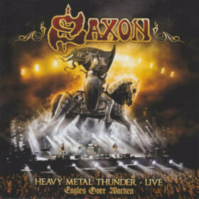 Saxon – Heavy Metal Thunder Live (2012)