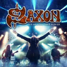 Saxon – Let Me Feel Your Power (2016)
