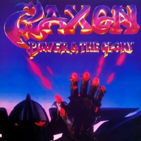 Saxon – Power & The Glory (1983)
