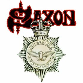 Saxon – Strong Arm of the Law (1980)