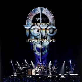 Toto – 35th Anniversary Tour – Live In Poland (2014)