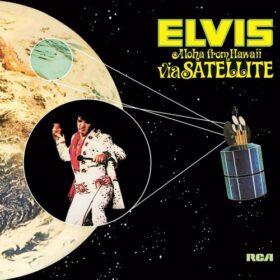 Elvis Presley – Aloha From Hawaii Via Satellite (1973)