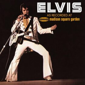 Elvis Presley – Elvis: As Recorded at Madison Square Garden (1972)