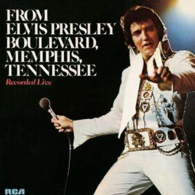 Elvis Presley – From Elvis Presley Boulevard, Memphis, Tennessee (1976)