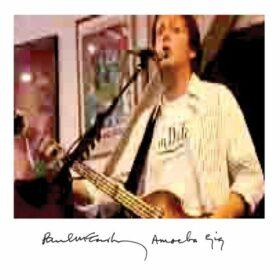 Paul McCartney – Amoeba Gig (2019)
