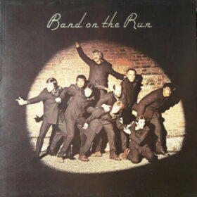 Paul McCartney and Wings – Band On The Run (1973)