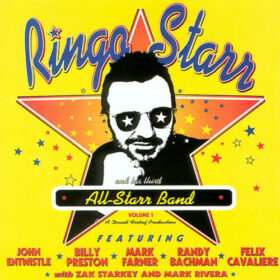 Ringo Starr And His All-Starr Band – Ringo Starr and His Third All-Starr Band – Volume 1 (1997)