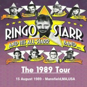 Ringo Starr And His All-Starr Band – The 1989 Tour (1989)