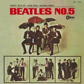 The Beatles – Beatles No. 5 (1965)