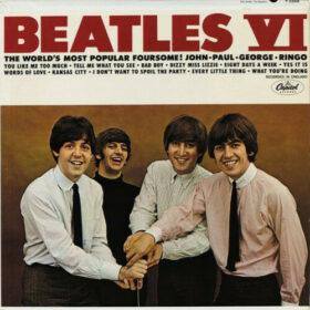 The Beatles – The Beatles VI (1965)