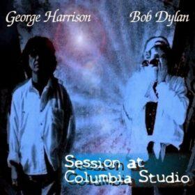 Bob Dylan & George Harrison – New York Studio (1970)