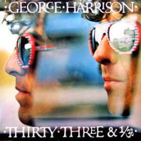 George Harrison – Thirty Three & 1/3 (1976)