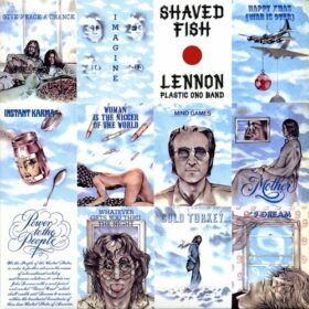 John Lennon – Shaved Fish (1975)