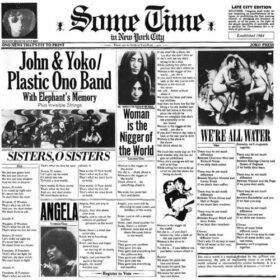 John Lennon – Some Time in New York City (1972)