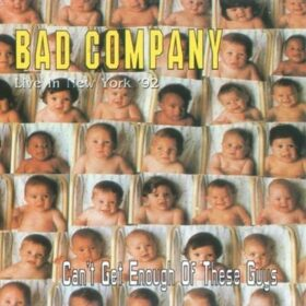 Bad Company – Live In New York 1992 (1996)