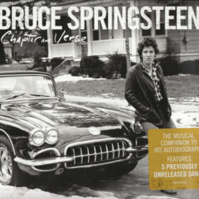 Bruce Springsteen – Chapter and Verse (2016)