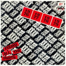 Cheap Trick – Found All the Parts [EP] (1979)