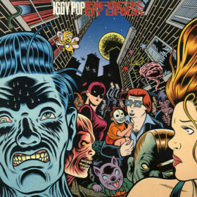 Iggy Pop – Brick By Brick (1990)