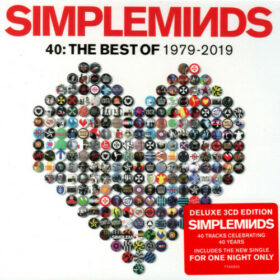 Simple Minds – 40: The Best Of Simple Minds 1979-2019 (2019)
