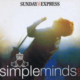 Simple Minds – Sunday Express, Live Vol. 1 & 2 (2007)