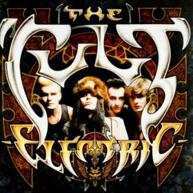 The Cult – Electric (1987)