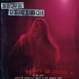 Bruce Dickinson – Alive In Studio A (1995)