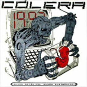 Cólera – Mundo Mecânico, Mundo Eletrônico (1992)