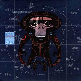 Gorillaz – Spacemonkeyz vs Gorillaz – Laika Come Home (2002)