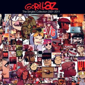 Gorillaz – The Singles Collection 2001-2011 (2011)