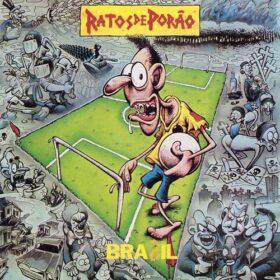 Ratos de Porão – Brasil (1989)