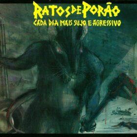 Ratos de Porão – Cada Dia Mais Sujo e Agressivo (1987)