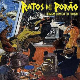 Ratos de Porão – Homem Inimigo do Homem (2006)