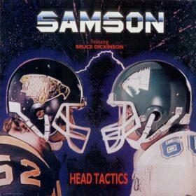 Samson – Head Tactics (1986)