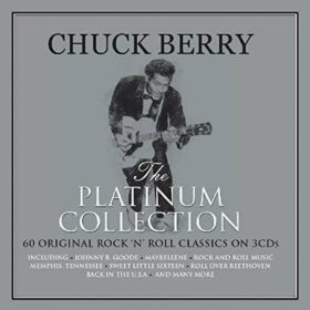 Chuck Berry – The Platinum Collection (2017)
