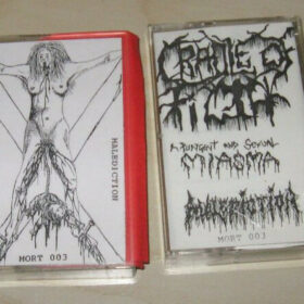 Cradle Of Filth – A Pungent and Sexual Miasma (1992)