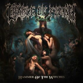 Cradle Of Filth – Hammer Of The Witches (2015)
