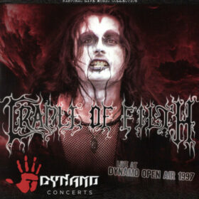 Cradle Of Filth – Live At Dynamo Open Air 1997 (2019)