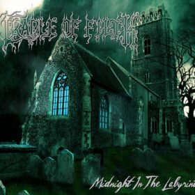 Cradle Of Filth – Midnight in the Labyrinth (2012)